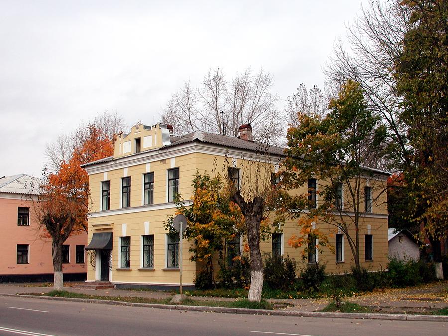 Дом полкового командира (Кингисепп)