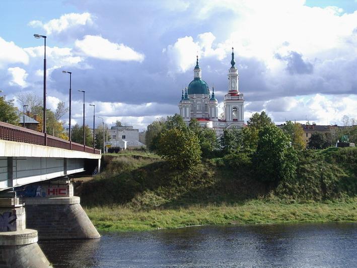 Екатерининский собор в г. Кингисепп